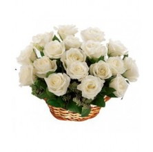 Eternal Affection - 12 Stems In Basket