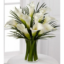 Endless Elegance - 10 Stems Vase