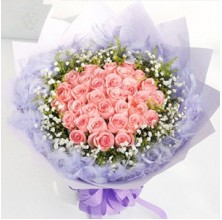 Pink Passion - 36 Stems Bouquet