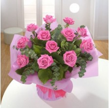Enchanting Flower - 12 Stems Bouquet