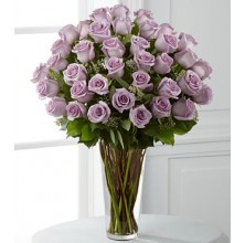 Lavender Love - 36 Stems In Vase