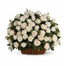 Light of my Life - 36 Stems Basket