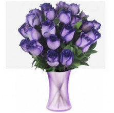 Only You - 24 Stems Vase