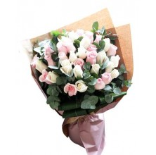 Meaningful Roses - 36 Stems In Bouquet
