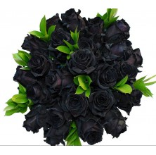 Black Magic - 24 Stems Bouquet