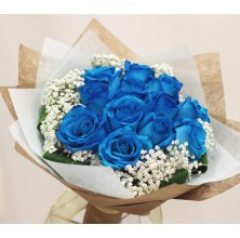 Blue by You - 12 Stems In Bouquet