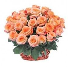 Luxury Elegant - 24 Stems Basket