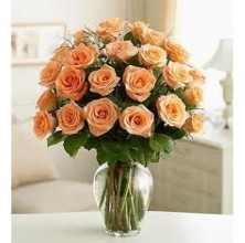 Luxury Elegant - 24 Stems Vase