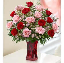 Cupids Kiss - 24 Stems Vase