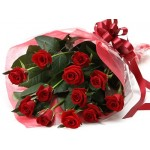 Red Romance - 12 Stems Bouquet
