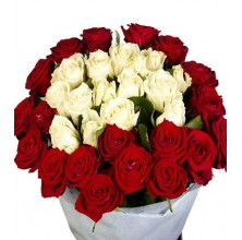 Best Wishes Roses - 36 Stems Bouquet