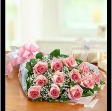 Wonderful Pink - 12 Stems Bouquet