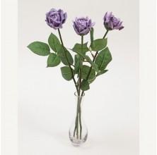 Popping Purple - 3 Stems Vase
