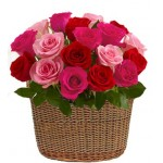 Special Sweetheart - 12 Stems Basket
