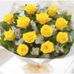 Heavenly Rose - 12 Stems Bouquet