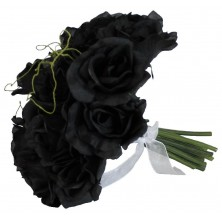 Black Romance - 18 Stems Bouquet