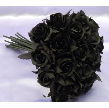 Black Motif - 24 Stems Bouquet