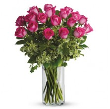 Expressions of Pink - 24 Stems Vase