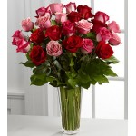The True Romance - 36 Stems Vase