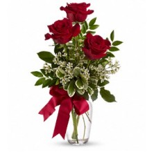 Thoughts of You - 3 Stems Vase