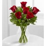 Simply Enchanting - 6 Stems Vase