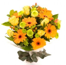 Autumn Flowers Gift